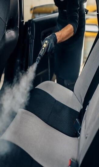 почистване на автомобилни седалки поморие